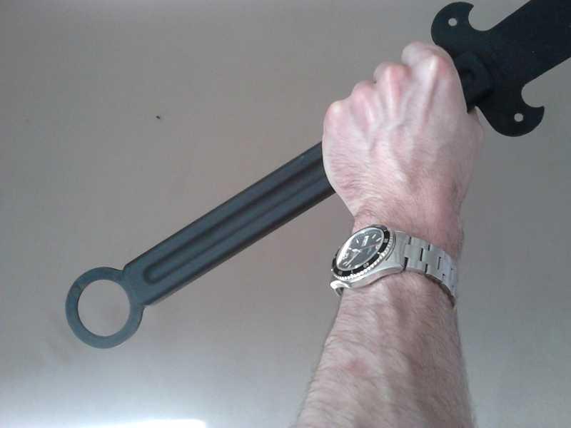 21)Катанакиллер - мечом по мечу.