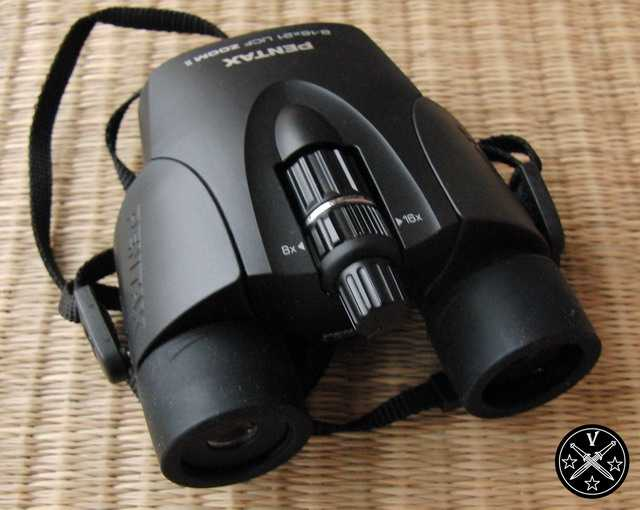 Pentax 8-16х21 UCF ZOOM II