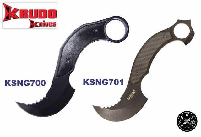 Ножи SNAG с фиксированным клинком