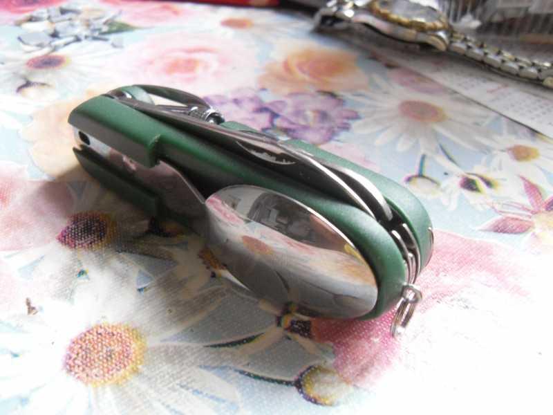 2)Многофункциональный нож