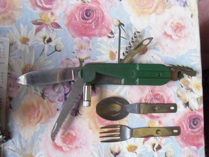 3)Многофункциональный нож
