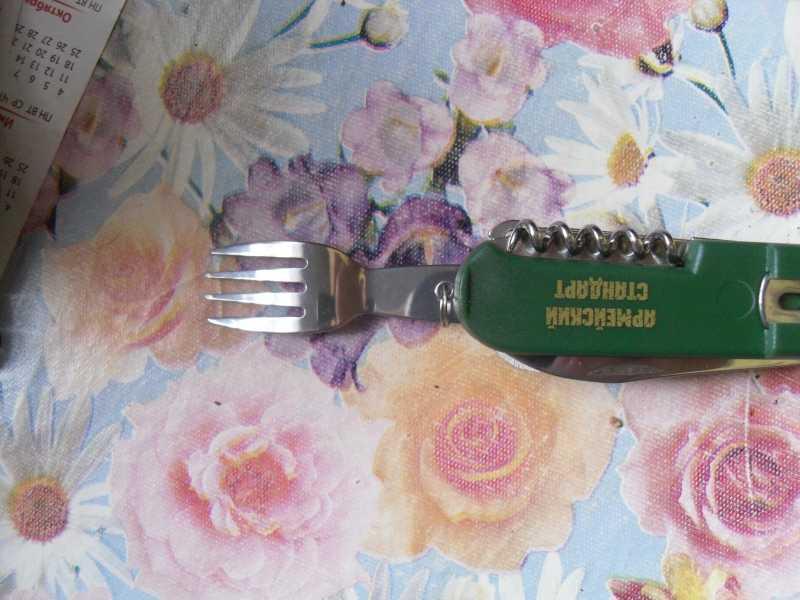 6)Многофункциональный нож