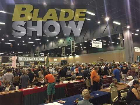 Выставка Blade Show 2016