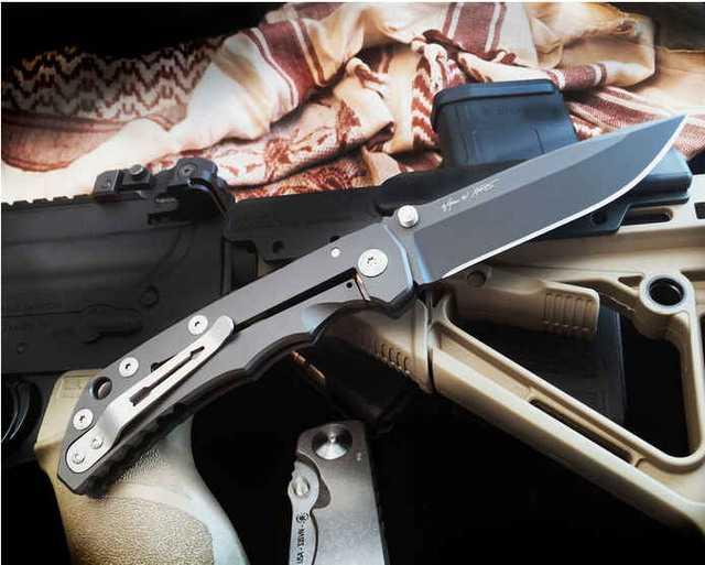 Складной нож «Spartan Harsey Folder»