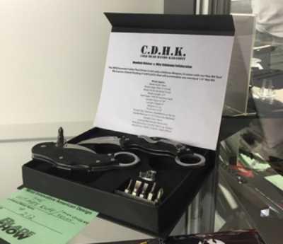 CDHK (Cold Dead Hands Karambit), «Mike Vellekamp Knives & Designworks»