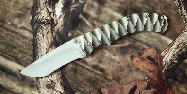 Нож «Sniper », Russ Kommer и «Florian Knives»