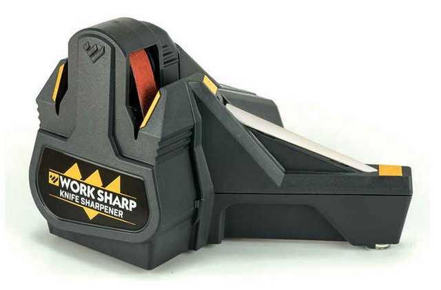 Электрическая точилка «Combo Knife Sharpener», компания «Work Sharp»