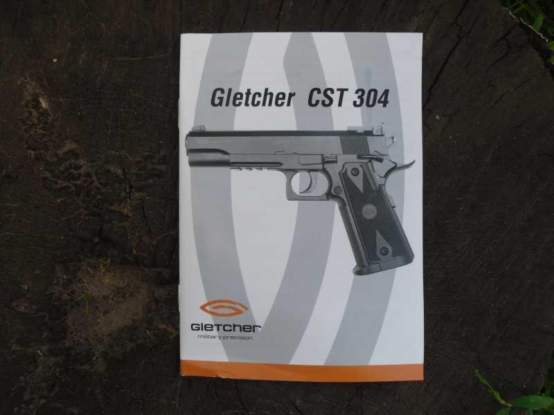 4)Gletcher CST 304