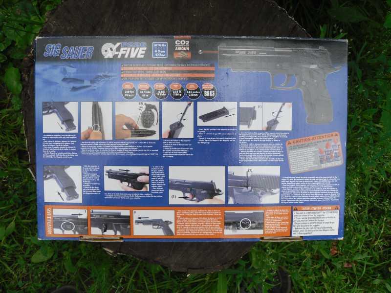 7)Сybergun SIG SAUER Р 226S Х-FIVE