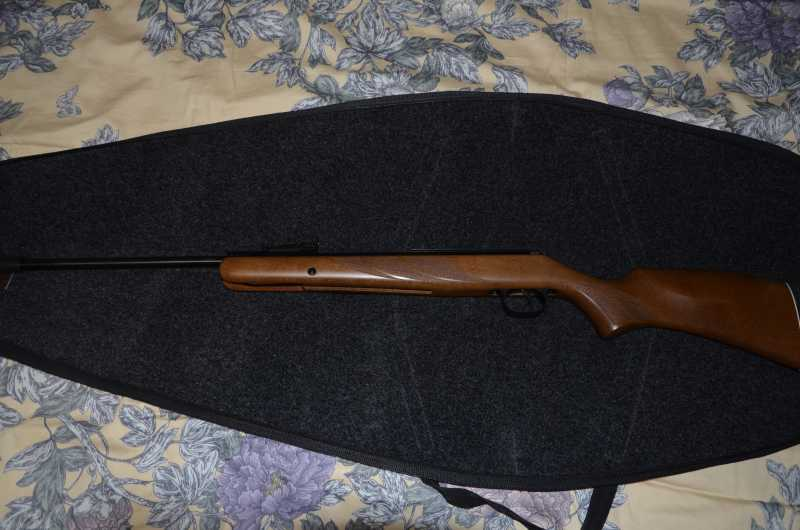 1)Пневматическая винтовка DIANA 280.