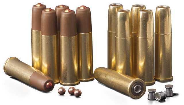 Фальш патроны револьвера SNR357