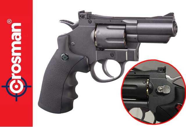 Новый пневматический пистолет от компании Кросман - Crosman SNR357