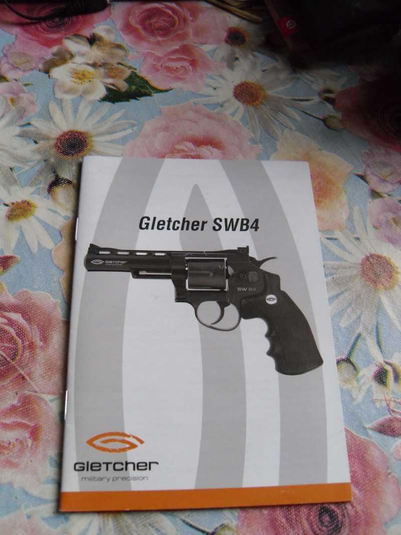 3)Gletcher SW B4
