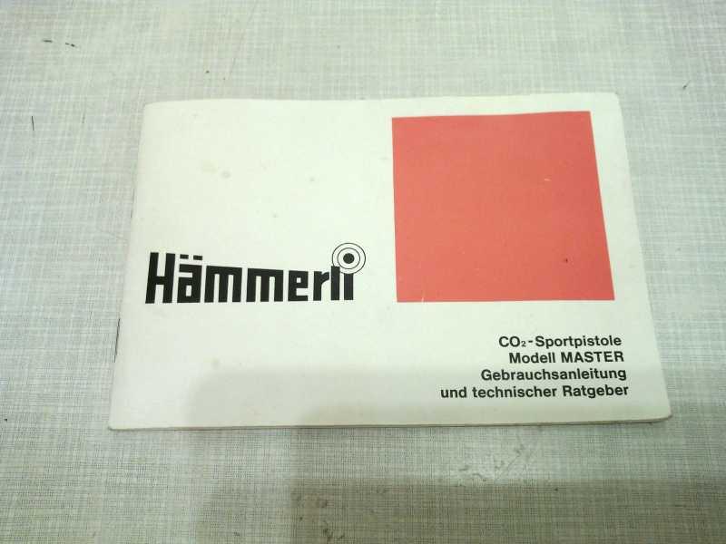 13)Hammerli Master, Hammerli single. Отличие.