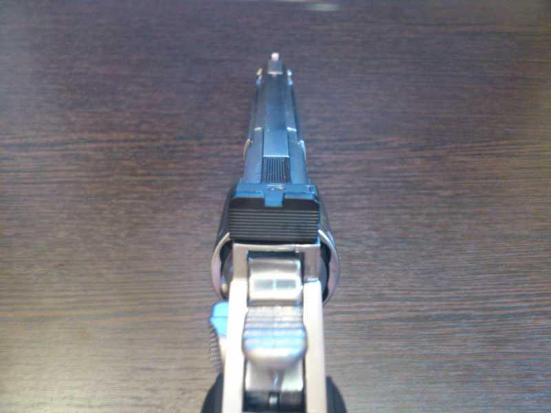 6)Обзор револьвера ASG Dan Wesson 6