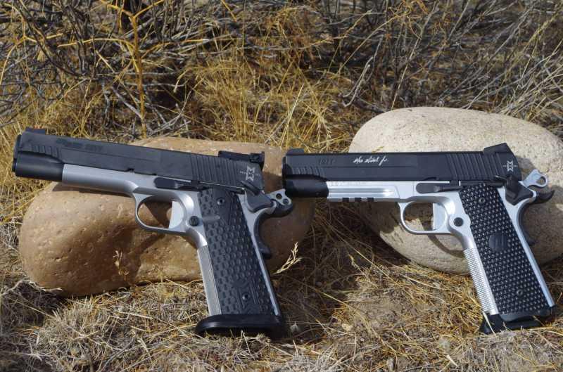 5)Новый пневматический пистолет Sig Sauer 1911 Max