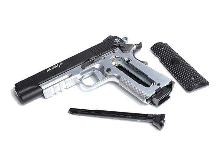 6)Новый пневматический пистолет Sig Sauer 1911 Max