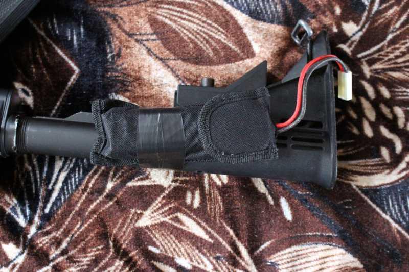 7)Страйкбольная винтовка M4A1 D-Boys
