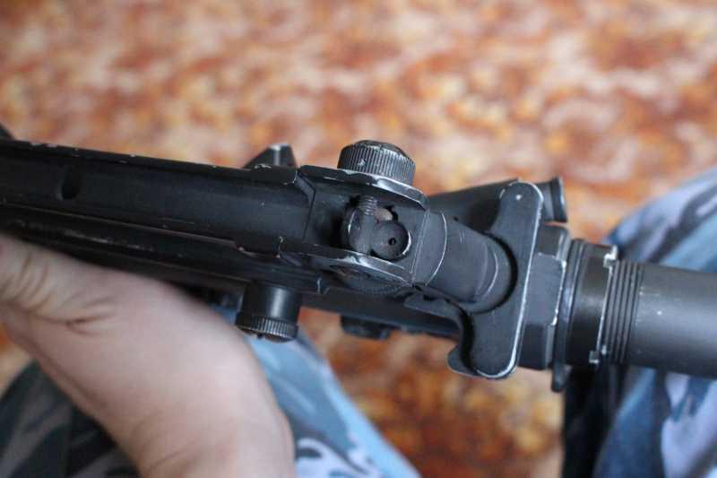8)Страйкбольная винтовка M4A1 D-Boys