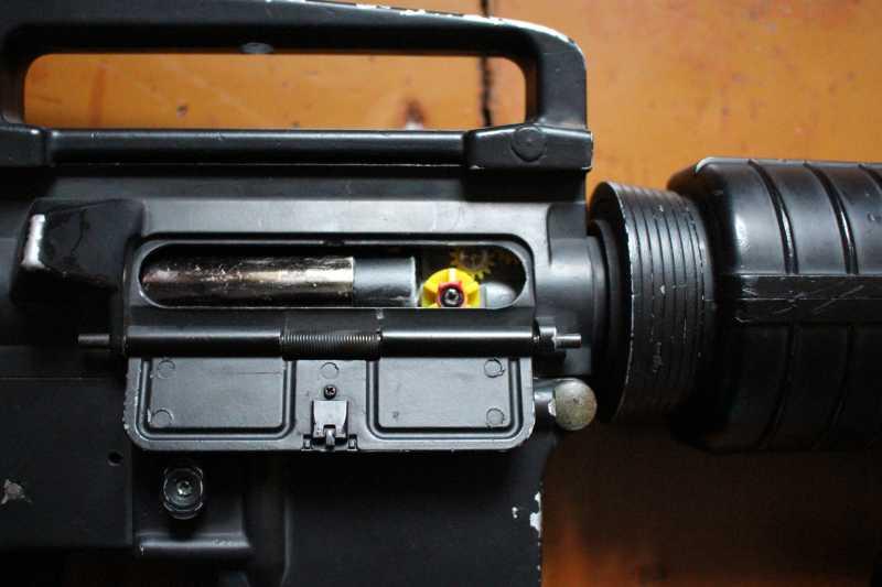 11)Страйкбольная винтовка M4A1 D-Boys