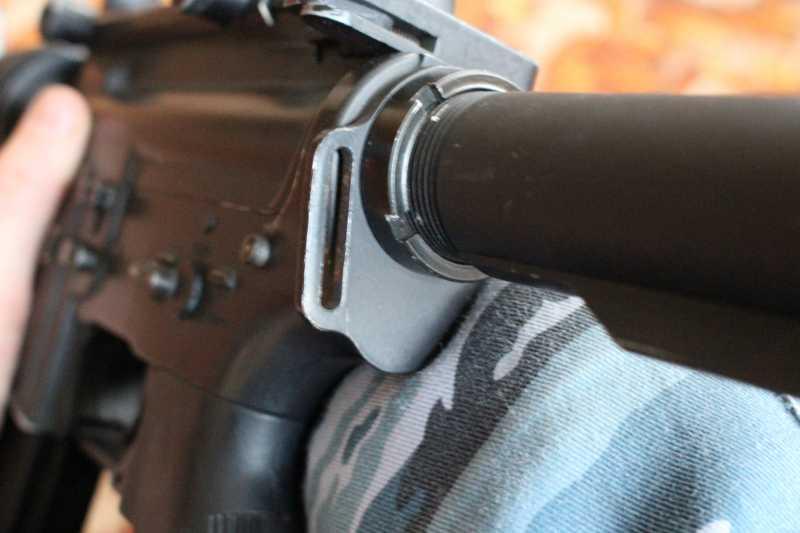 12)Страйкбольная винтовка M4A1 D-Boys