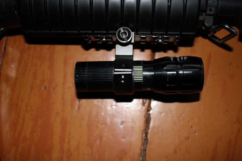 13)Страйкбольная винтовка M4A1 D-Boys