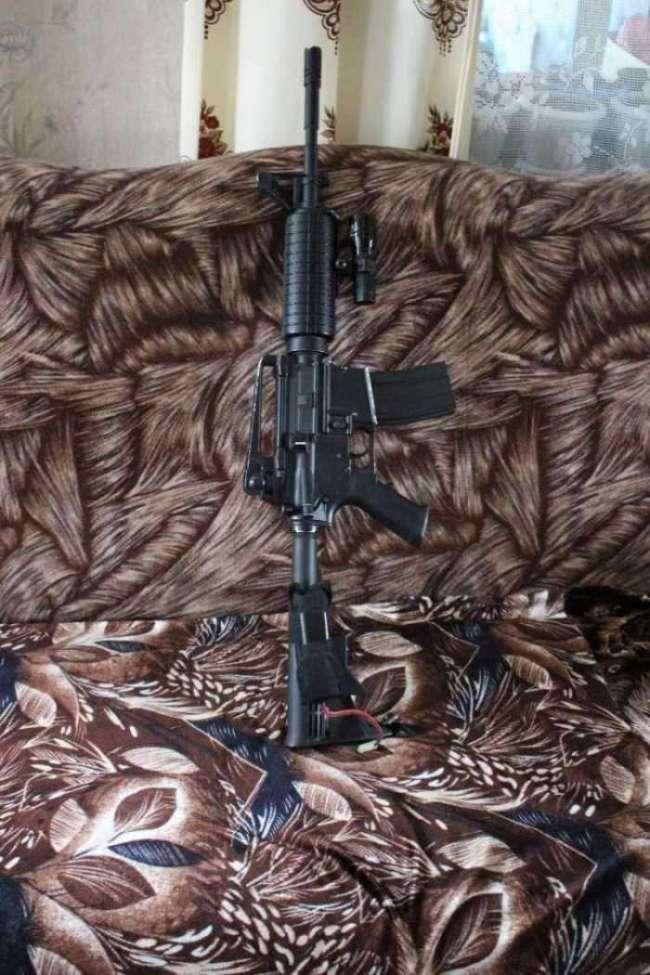 15)Страйкбольная винтовка M4A1 D-Boys