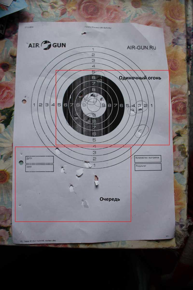 14)Страйкбольная винтовка M4A1 D-Boys