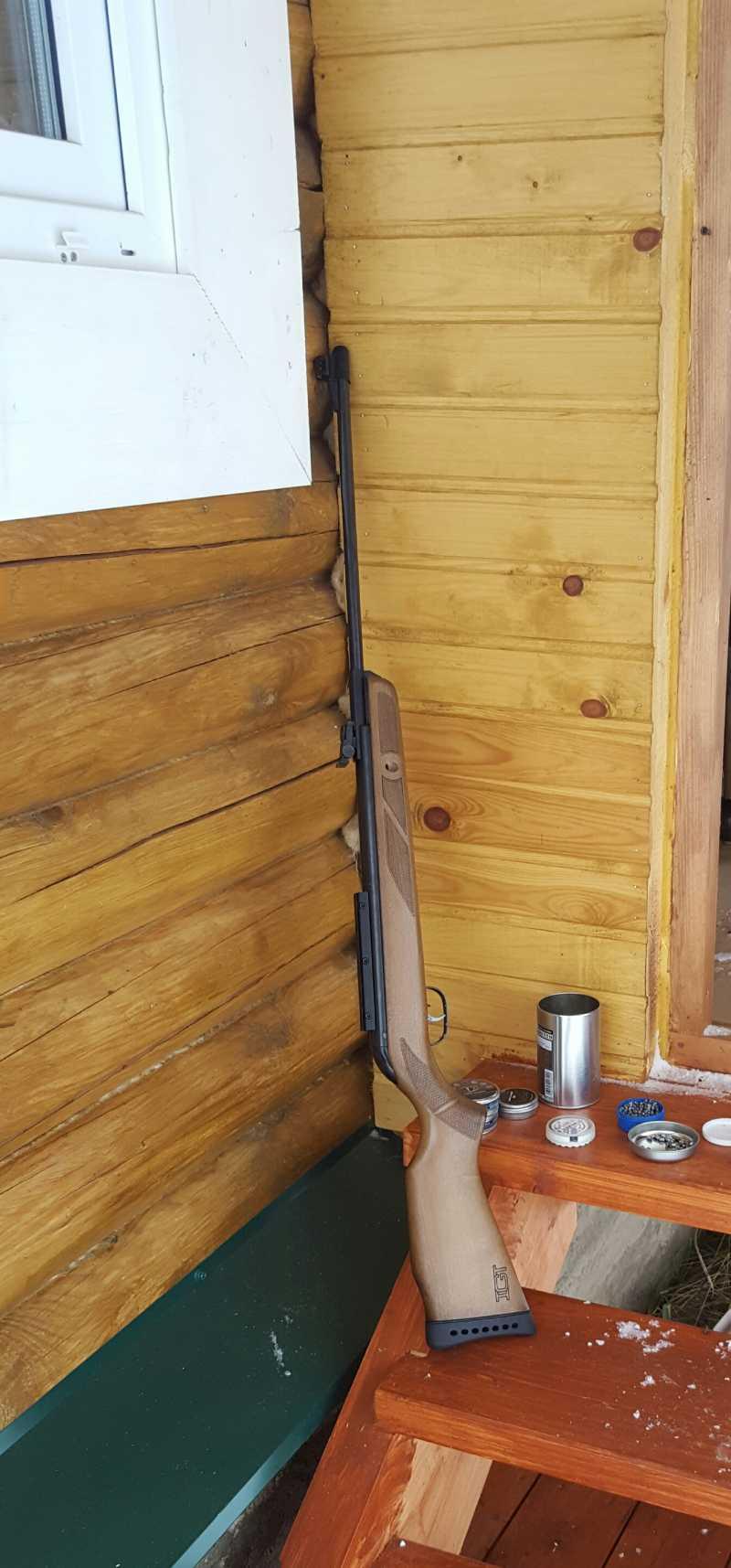 1)Gamo Hunter 440 IGT или как начать пугать соседей плинкингом)
