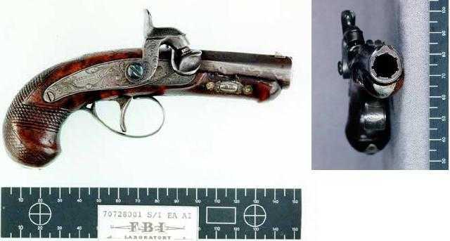 1)Маленькая статья о маленьком пистолете
