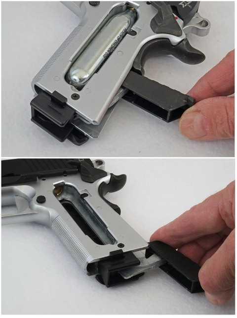 7)Новый пневматический пистолет Sig Sauer 1911 Max