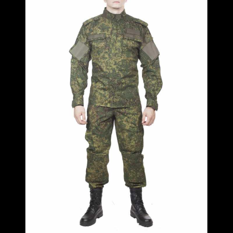 4)Во что одета наша армия