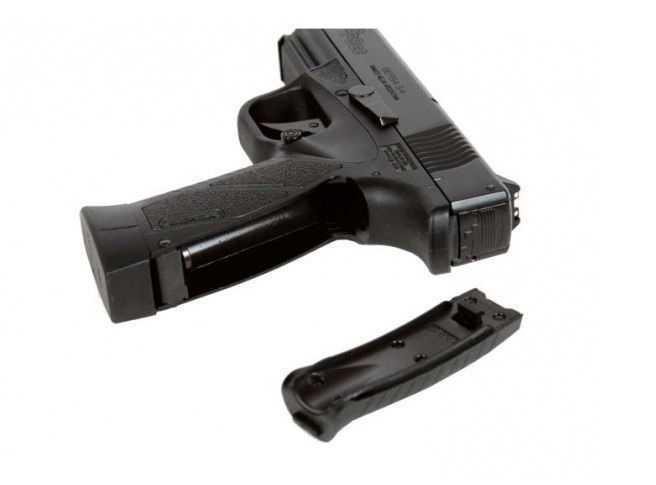 3)Пневматический пистолет ASG BERSA BP 9CC