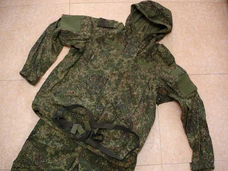 9)Во что одета наша армия