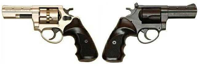 3)Револьверы ME
