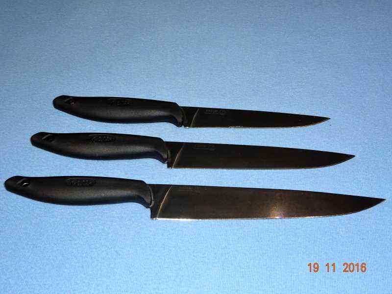 4)Ножи