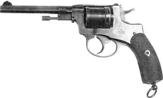 7)Легендарный Наган - от огнестрела до пневматики ч.1