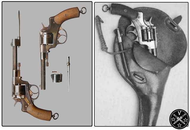 5)Легендарный Наган - от огнестрела до пневматики ч.1