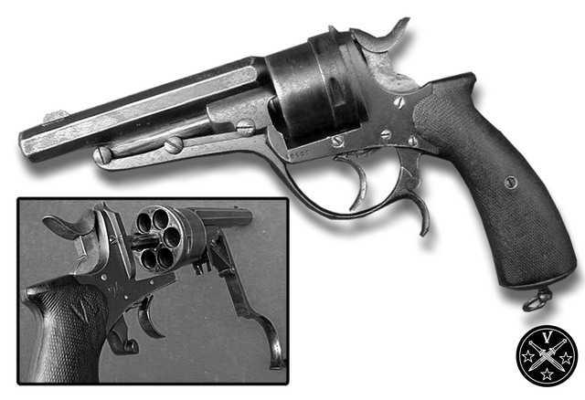 8)Легендарный Наган - от огнестрела до пневматики ч.1
