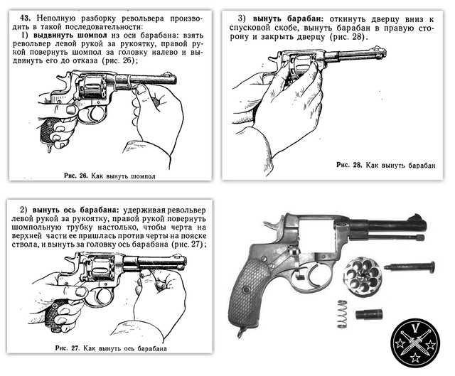 14)Легендарный Наган -  от огнестрела до пневматики Часть 3