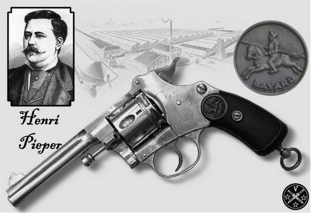 9)Легендарный Наган - от огнестрела до пневматики ч.1