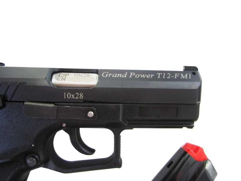 6)Grand Power T12 FM1. Возвращение качества GP12 заводом Фортуна.