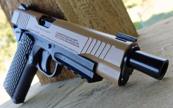 1)Umarex Colt M45