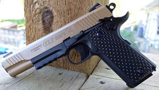 3)Umarex Colt M45