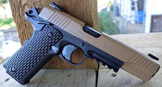 4)Umarex Colt M45
