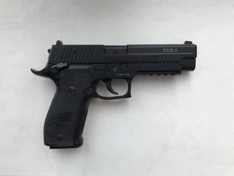 1)Cybergun P226 X-Five