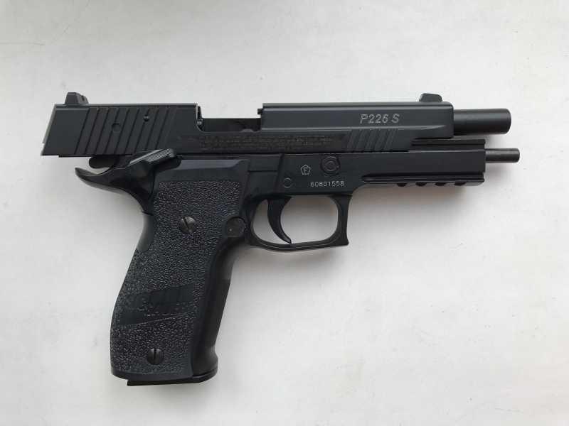 3)Cybergun P226 X-Five