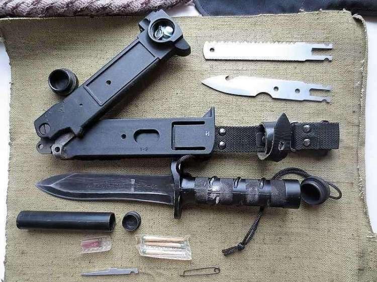 2)Нож для пикника