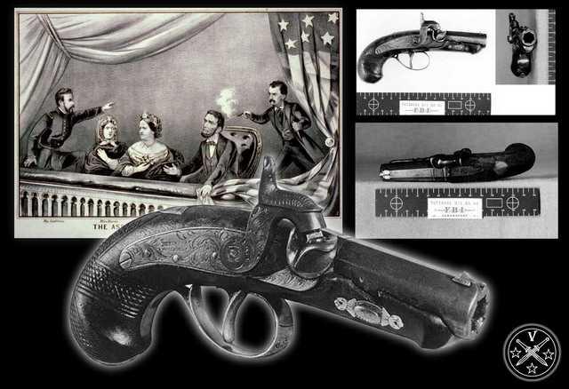 15)Третий пневмат из истории Дикого Запада – Remington 1875