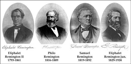 5)Третий пневмат из истории Дикого Запада – Remington 1875
